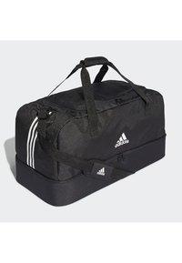 adidas Performance - TIRO DUFFEL LARGE - Sports bag - black - 2