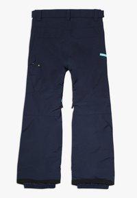 Burton - EXILE CARGO - Snow pants - dress blue - 1