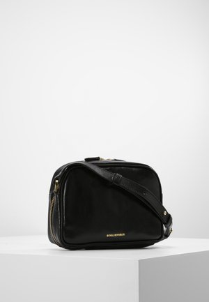 ESSENTIAL EVE  - Across body bag - black
