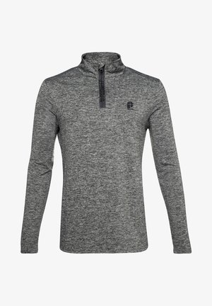 Pitkähihainen paita - dark grey melee