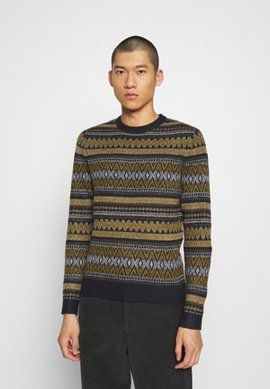 ONSLENNARD CREW NECK - Jumper - dark navy