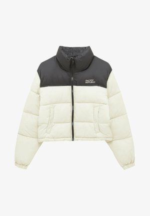 Giacca invernale - off white