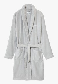 Calvin Klein Underwear - ROBE - Dressing gown - grey - 0