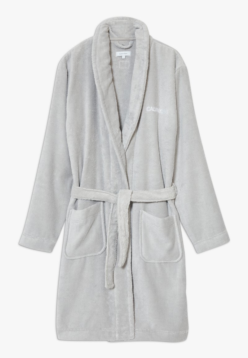 Calvin Klein Underwear - ROBE - Dressing gown - grey