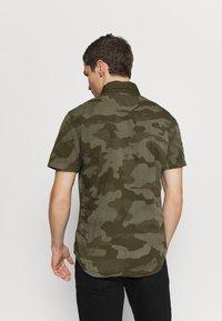 Schott - VICTORY - Overhemd - kaki - 2