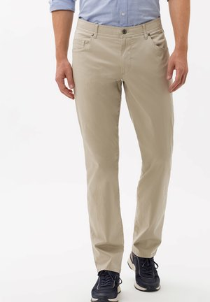 STYLE PEP  - Trousers - beige