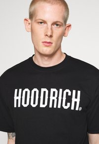 Hoodrich - CORE - Print T-shirt - black - 3