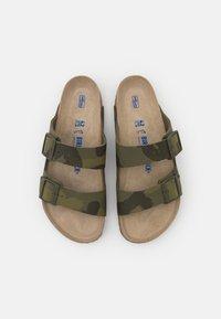 Birkenstock - ARIZONA BF - Pantofole - green - 3
