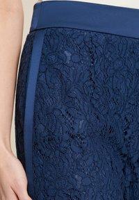 Luisa Spagnoli - Trousers - blu/blu - 2