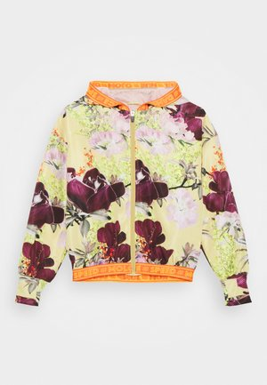 Training jacket - orchid