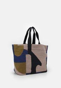 CLOSED - TEKLA SHOPPER - Tote bag - multi-coloured - 1