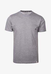 Spitzbub - HUBERT - Basic T-shirt - grey - 0