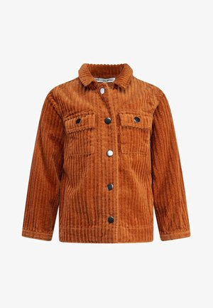 ZIBELLE - Summer jacket - rust