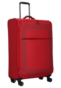 Mandarina Duck - BILBAO - Wheeled suitcase - red - 3