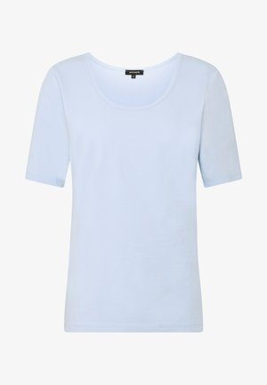Basic T-shirt - pleasure blue