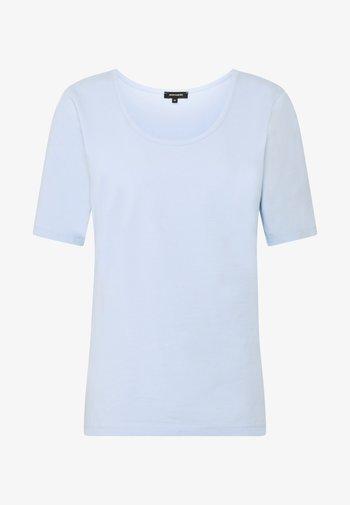 Basic T-shirt - pleasure blue