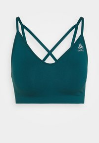 SEAMLESS SOFT SPORTS BRA - Sport BH - submerged