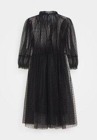 DESIGNERS REMIX - MIRA SHORT DRESS - Koktejlové šaty/ šaty na párty - black - 1