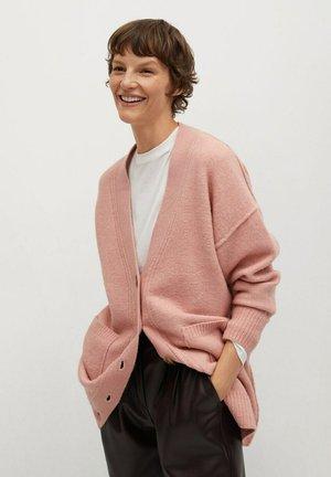 PICASSO - Cardigan - rosa pastel