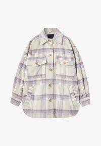 PULL&BEAR - Light jacket - mauve - 5