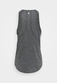 Sweaty Betty - ENERGISE WORKOUT - Sportshirt - black marl - 1