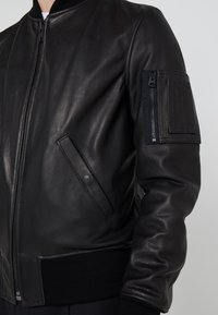 Schott Made in USA - Veste en cuir - black - 6