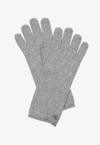 Marc O'Polo - HANDSCHUHE  - Gloves - middle stone melange - 0