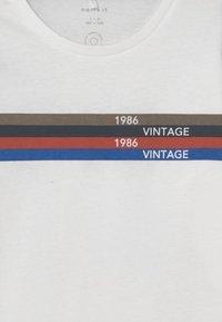 Name it - NKMLACKTO - Long sleeved top - bright white - 2