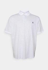 Polo Ralph Lauren Big & Tall - SHORT SLEEVE - Polo shirt - white - 0