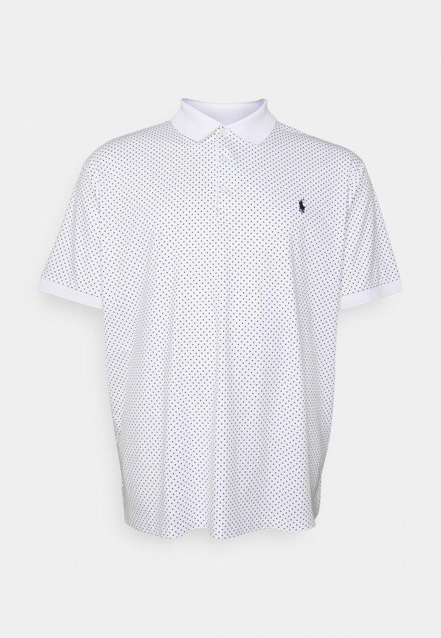 SHORT SLEEVE - Polo shirt - white