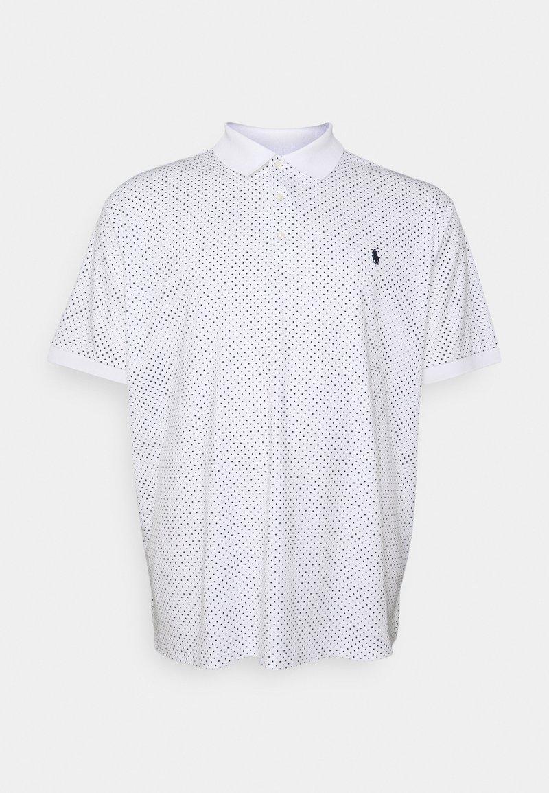 Polo Ralph Lauren Big & Tall - SHORT SLEEVE - Polo shirt - white
