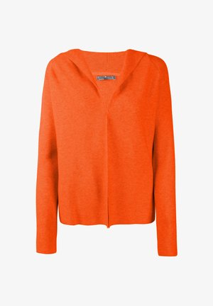 HELIAL - Cardigan - orange