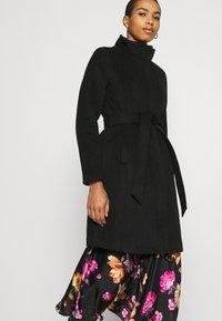 Selected Femme - SLFMELANIE COAT - Classic coat - black - 5