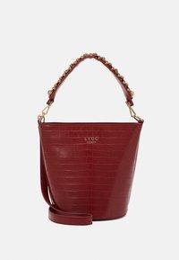 LYDC London - Handbag - dark red - 0