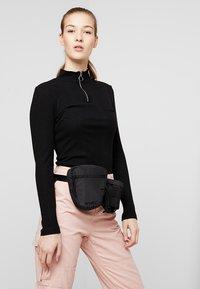 anello - Bum bag - black - 5