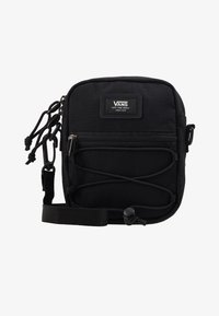 Vans - BAIL SHOULDER BAG - Across body bag - black - 1