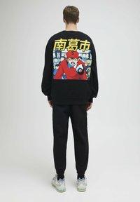 PULL&BEAR - Sweatshirt - black - 2