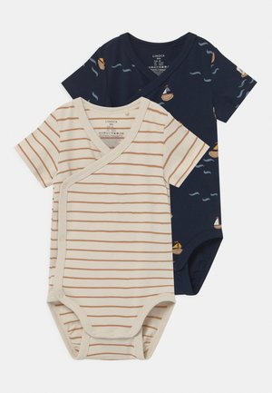 2 PACK UNISEX - Body - navy