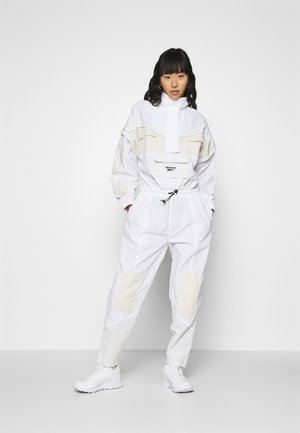 BOILERSUIT - Tuta jumpsuit - white