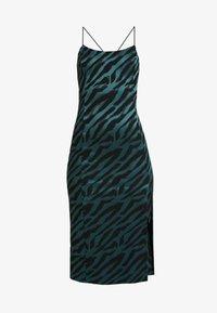 Bec & Bridge - DISCOTHEQUE DRESS - Festklänning - emerald - 4