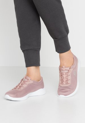 ENVY - Mocasines - mauve/white
