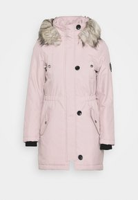 ONLY Petite - ONLIRIS - Parka - rose dust - 5