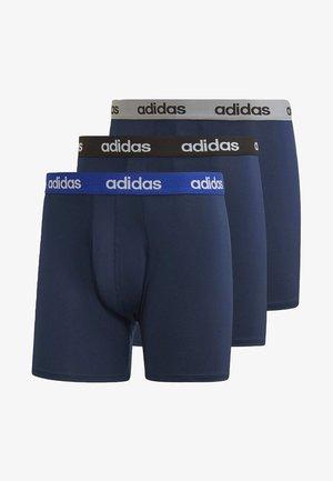CLIMACOOL BRIEFS 3 PAIRS - Pants - blue