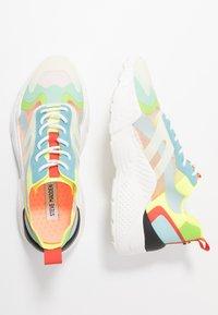 Steve Madden - ASHEN - Sneakers - teal multicolor - 3