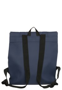 Rains - BAG - Rucksack - blue - 1