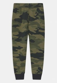 Abercrombie & Fitch - ICON CAMO  - Tracksuit bottoms - green - 1