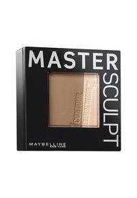 Maybelline New York - MASTER SCULPT - Contouring - medium dark - 1