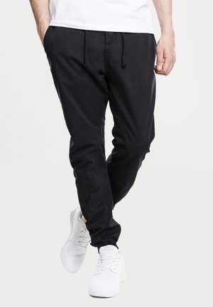 JOGGING - Cargobyxor - black
