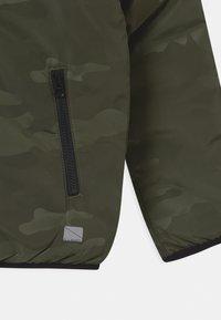 s.Oliver - LANGARM - Zimní bunda - khaki/oliv - 3