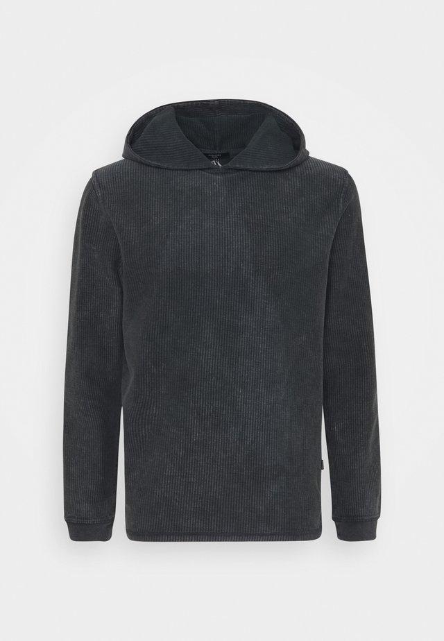 JPRBLAMICHAEL HOOD - Hættetrøjer - black